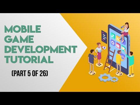 Android & Windows Game Development in Urdu/Hindi Part 5