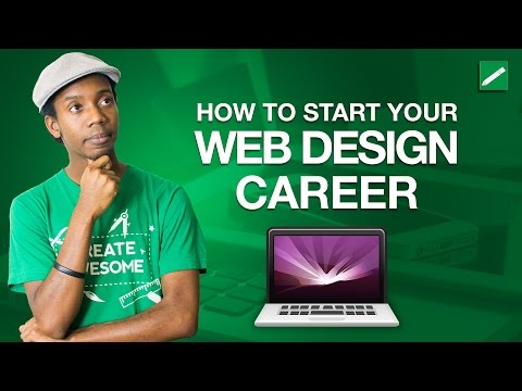 How to Start Your Web Design Career
