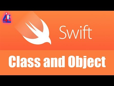 Getting Start with iOS: class and object swift programming language ios