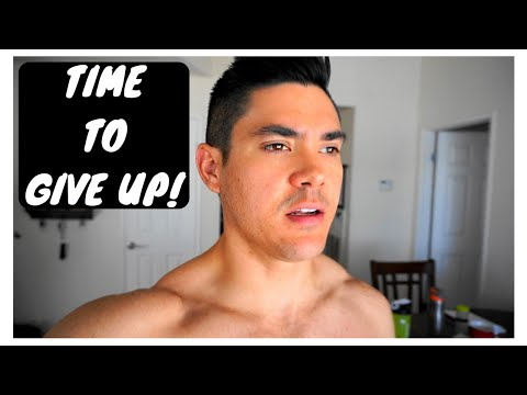 TIME TO GIVE UP!