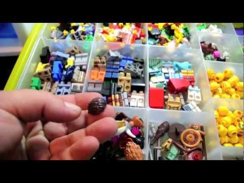 My Lego Minifigure Building Station Review