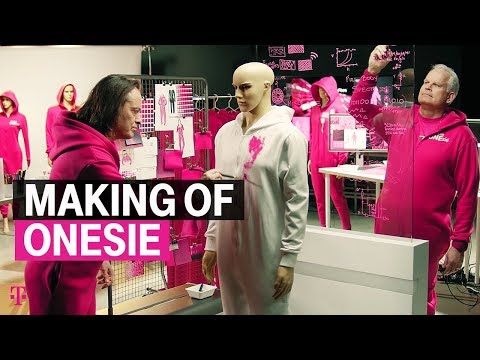 The Making Of T-Mobile ONEsie