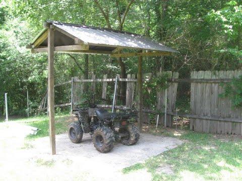 Deer Skinning Rack - An Intermediate Level DIY project