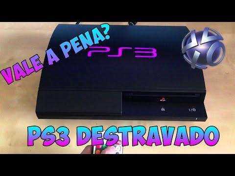 PLAYSTATION 3 DESTRAVADO É SEGURO ENTRAR ONLINE, VANTAGENS,BANIMENTOS,HACKS E MUITO MAIS !