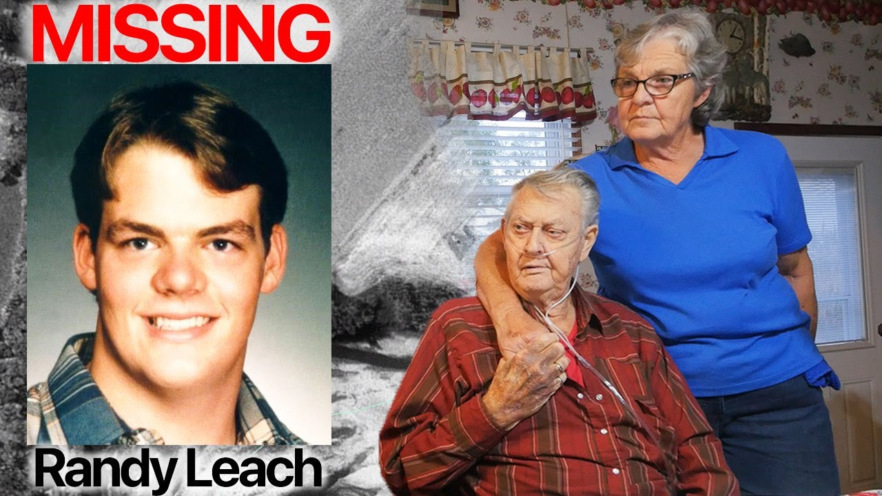 COLD CASE: Randy Leach Missing 32-Years from Linwood, Kansas