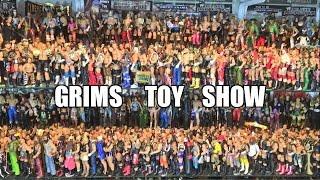 BIGGEST WWE MATTEL WRESTLING FIGURE COLLECTION EVER