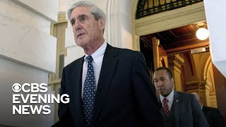 Download Robert Mueller submits long-awaited report to attorney general Video