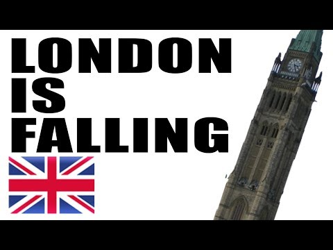 LONDON IS FALLING...Ok, Maybe Just Housing Prices. 3 Months in a Row of Slow Down!
