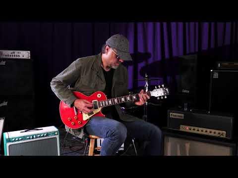 Gibson Custom Shop Wildwood Spec Les Paul Standard  •  SN: 77378