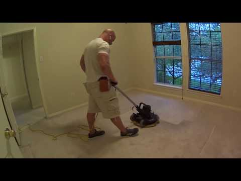 The hardest working man in carpet cleaning  Carpet VLOG