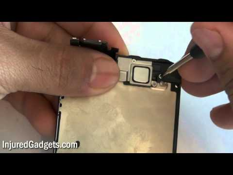 iPhone 5 Touch Screen Glass Digitizer & LCD Display Repair Replacement Guide