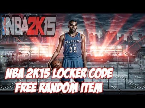 NBA 2K15 LOCKER CODES - PS4 PS3 XBOX ONE XBOX 360 PC FREE VC