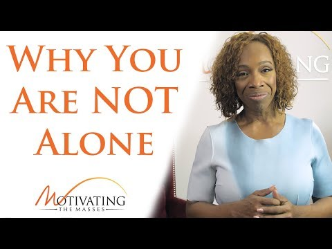 Lisa Nichols - Why You Are NOT Alone