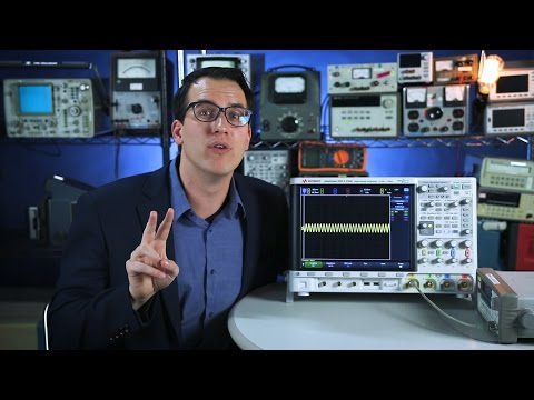Oscilloscope Bandwidth and Sample Rate Tutorial - The 2-Minute Guru - s1e7