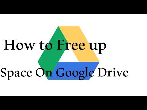 How to free up space on Google Drive I Google Drive FAQs