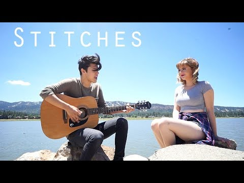 STITCHES by Shawn Mendes - Cover by Josh & Sue