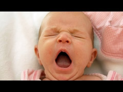 Keeping a Tired Baby Awake for Feeding | Breastfeeding