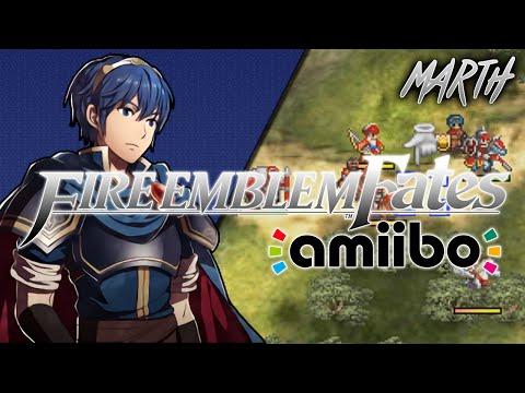 Fire Emblem: Fates :: Amiibo :: Marth