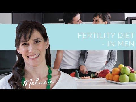 Fertility Diet - in men | Nourish with Melanie #23