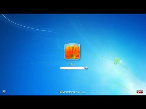 How to reset administrator password in windows 7 without any software