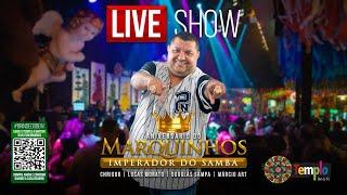 Live Show: Aniversário do Marquinhos feat. Chrigor, Lucas Morato, Douglas Sampa e Márcio Art