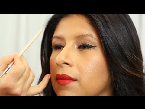What to Use to Make Your Eyebrows Lay Down Instead of Stick Out : Eyebrow Grooming Tips