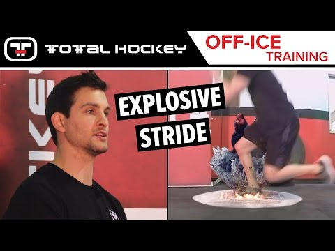 no jokes only speed // Off-Ice Hockey Training