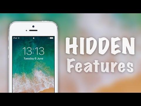 iOS 11 beta 1 - Hidden Features | DarkMode, Screen Recording + More!