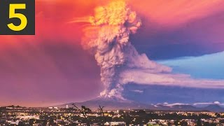 Top 5 Volcano Eruptions Caught on Camera