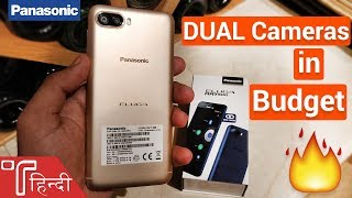 Panasonic Eluga Ray 500 Unboxing and Hands On review in HINDI [Specs, Price in India and Camera]
