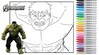 Hulk Avengers Endgame Coloring Videos 9tube Tv