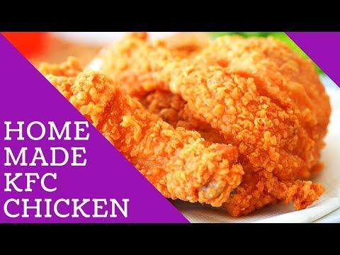 Home made Kfc chicken - Tamil
