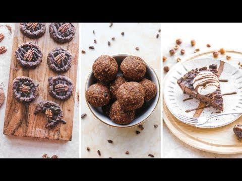 MUST TRY Vegan Chocolate Dessert Recipes 🍫🍪🌰
