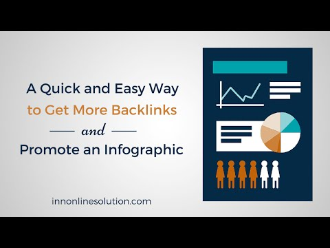 Promote an Infographic and Get More Backlinks Using This