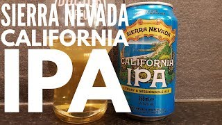 Download Sierra Nevada California IPA By Sierra Nevada Brewing Company | American Craft Beer Review Video