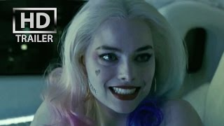 4K: Suicide Squad | official trailer US (2016) Will Smith Margot Robbie