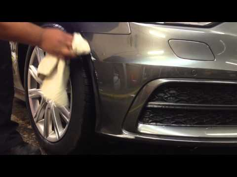 How to Remove Paint Scuff off Bumper