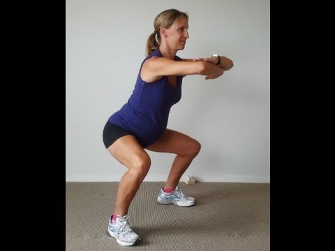 Pregnancy Exercise: Squats- How to Squat During Pregnancy, Squat for Birth