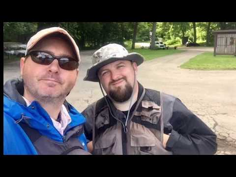 5th Annual Camp Kayak and Fishing Fathers Day Getaway