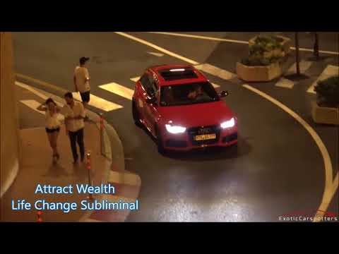 Attract Wealth - Life Change Subliminal