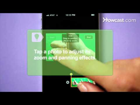 How to Use iMovie on the iPhone 4