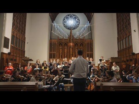 Marsh Chapel Choir Records a Modern Masterpiece