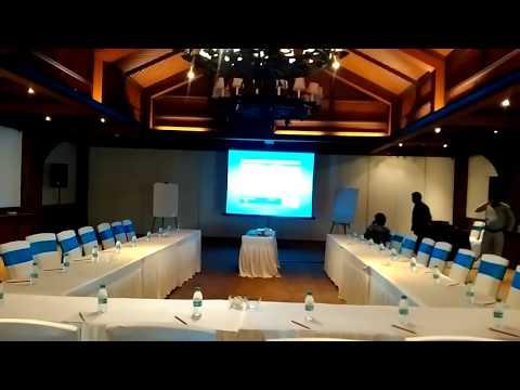 Banquet Hall @ Vivanta by Taj - Fisherman's Cove Hotel - ECR Kovalam