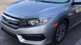 2016-17 CIVIC HORN UPGRADE