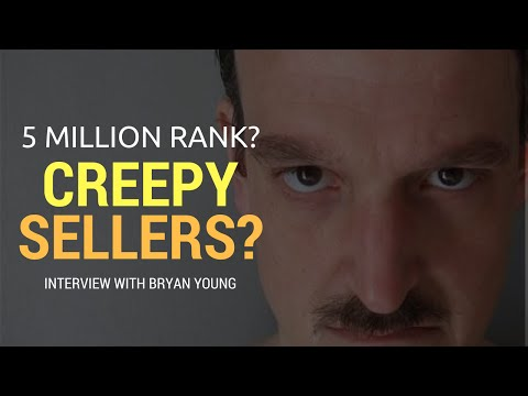 5 Million Rank Books? Creepy Amazon Book Sellers | Bryan Young