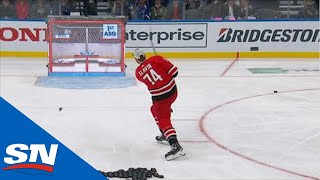 2020 NHL All-Star Skills Competition: Accuracy Shooting