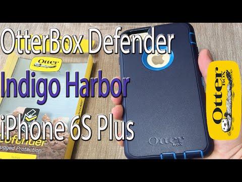 iPhone 6S Plus: OtterBox Defender Series Case   Indigo Harbor