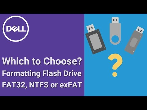 How to Format a Flash Drive on Windows 10 (Official Dell Tech Support)