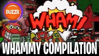 Nearly Every Single Whammy from Tomarken's Era - Press Your Luck | BUZZR