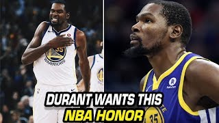The One Thing Kevin Durant Feared Becoming as an NBA Player